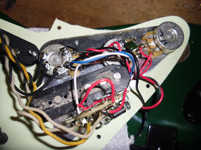 Dummy Pickup Coils For Single Coil Powered Guitars